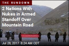 China, India in Heated Clash Over Remote Road