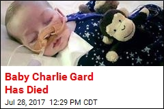 Baby Charlie Gard Has Died