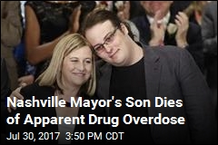 Nashville Mayor's Son Dies of Apparent Drug Overdose