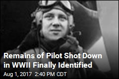 Remains of WWII Pilot From NYC Killed in 1944 Identified
