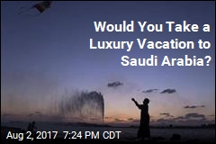 Saudi Arabia Wants To Be Next Luxury Vacation Destination