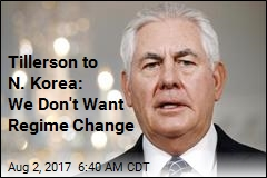 Tillerson to Pyongyang: 'We Are Not Your Enemy'