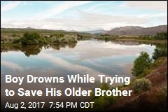 Boy Drowns While Trying to Save His Older Brother