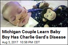 Michigan Baby Fighting Disease That Killed Charlie Gard