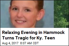 Relaxing Evening in Hammock Turns Tragic for Ky. Teen