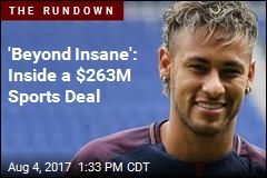 'Beyond Insane': Inside a $263M Sports Deal