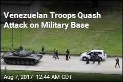 Venezuelan Troops Quash Attack on Military Base