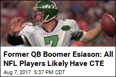 Boomer Esiason: All Football Players Probably Have CTE