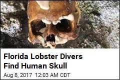 Couple Diving for Lobster Find Human Bones
