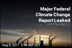 Major Government Climate Change Report Leaked