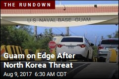 N. Korea Threat Rattles Guam Residents