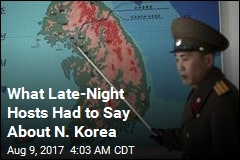 Americans Fail Jimmy Kimmel's North Korea Map Test