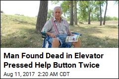 Man Died in Elevator After Pressing Emergency Button
