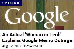 Google Memo Was 'Throwing a Match Into Dry Brush'