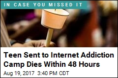 Teen Dies 2 Days After Being Sent to Internet Addiction Camp