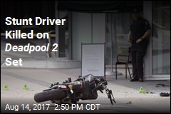 Stunt Driver Killed on Deadpool 2 Set