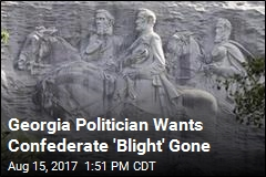 Georgia Gov. Candidate Wants Confederate Carving Removed