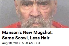 Charles Manson Has a New Mugshot