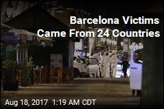 Barcelona Victims Came From 24 Countries