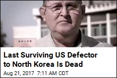 Last Surviving US Defector to North Korea Is Dead