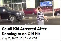 Teen Dances to 'Macarena,' Saudi Cops Arrest Him