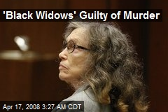 'Black Widows' Guilty of Murder