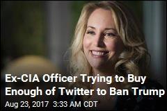 Valerie Plame Wilson's Crusade: Get Trump Off Twitter