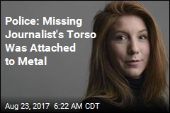 Cops ID Body of Missing Journalist From Submarine