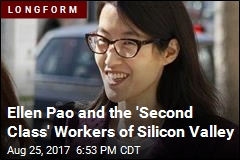 Ellen Pao Opens Up About Sexism in Silicon Valley