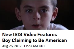 Is Boy in ISIS Video Really American? US Investigates