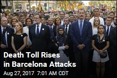 Death Toll Rises in Barcelona Attacks