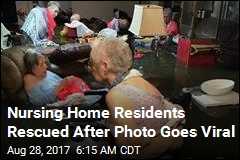 Viral Photo Helps Rescue of Nursing Home Residents