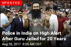 High-Profile Indian Guru Gets 10 Years for Rape