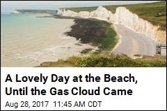 Mystery Chemical Cloud Sickens Beachgoers