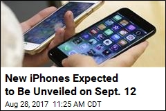 Expect to See New iPhones on Sept. 12