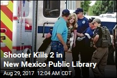 2 Dead, 4 Injured in New Mexico Library Shooting