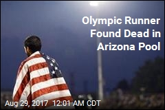 Olympic Runner Found Dead in Arizona Pool