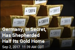 Germany, in Secret, Has Shepherded Half Its Gold Home