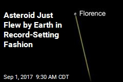 An Asteroid Named Florence Just Flew by Earth