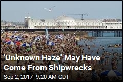 'Unknown Haze' May Have Come From Shipwrecks
