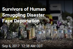Survivors of Human Smuggling Disaster Face Deportation
