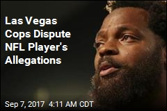 Cops Deny Racially Profiling NFL Player After Vegas Fight