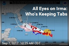 How to Follow Irma's 'Cone of Uncertainty'