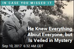 He Knew Everything About Everyone, but Is Veiled in Mystery