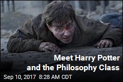 Meet Harry Potter and the Philosophy Class