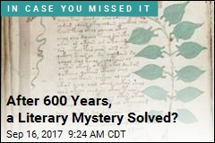 Historian Floats New Theory on Ancient, Mysterious Book