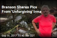 Richard Branson Makes Post-Irma Plea