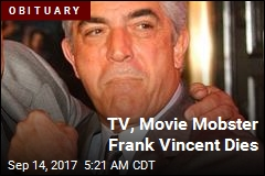 TV, Movie Mobster Frank Vincent Dies