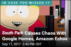 South Park Took Over America's Amazon Echos Last Night