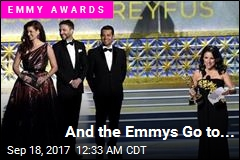 And the First Emmy Goes To...